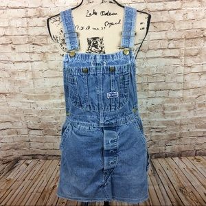 Urban Outfitters Renewal Vintage Overall Dress
